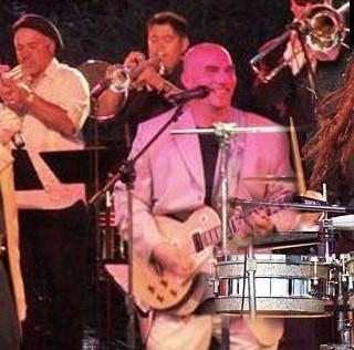 Sheila E., Pete Escovedo & Masada in Concert