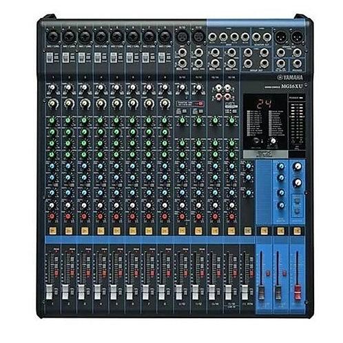 Yamaha Mg16xu - 16 Kanal Deck Mikser