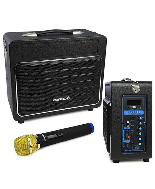 OSAWA Osw-9120 Taşınabilir Portatif Seyyar Ses Sistemi 120 Watt 19405