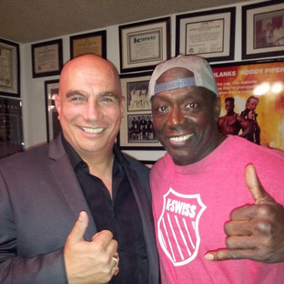 Actor Billy Blanks - Martial Arts World Champion & Tae Bo King