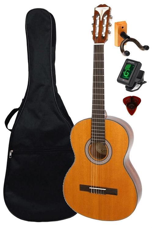 Epiphone Pro-1 Set Classic 2.0 Klasik Gitar (Kılıf Stand Tuner Hediye)