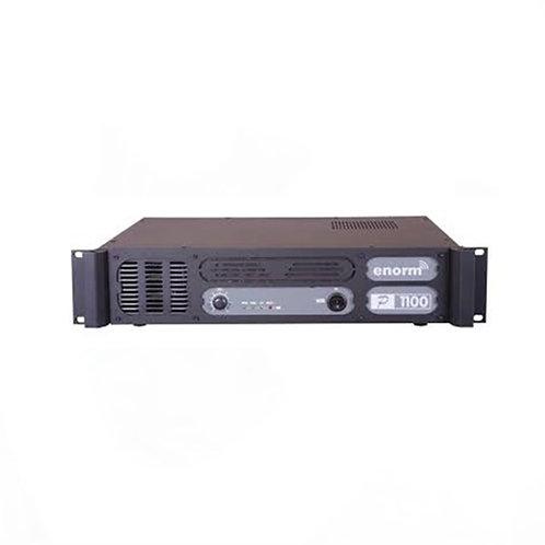 Enorm Q600V Power Anfi 2×500 Watt 100 Volt