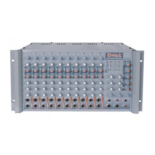 Best AN400RS Anfi 2x400 Watt 10 Kanal Ekho + Reverb Trafolu