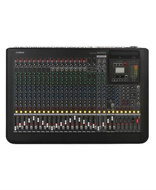 Yamaha Mgp24x - 24 Kanal Çift Efekt Deck Mikser