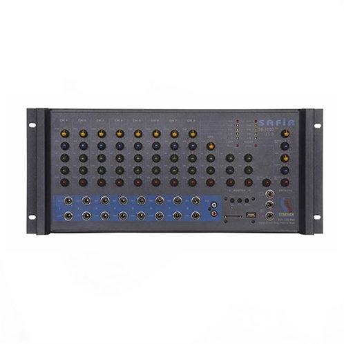 Startech Safir SR 8/1200 Usb Power Mikser Anfi 2x600 Watt