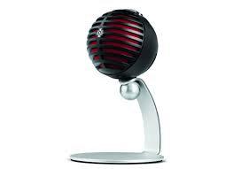 Shure MV5-B-DIG Motiv MV5 Dijital Kondenser Mikrofon (Siyah)
