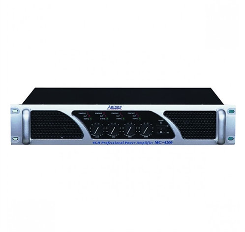 Aolong Mc-4400 Power Anfi 4x600 Watt