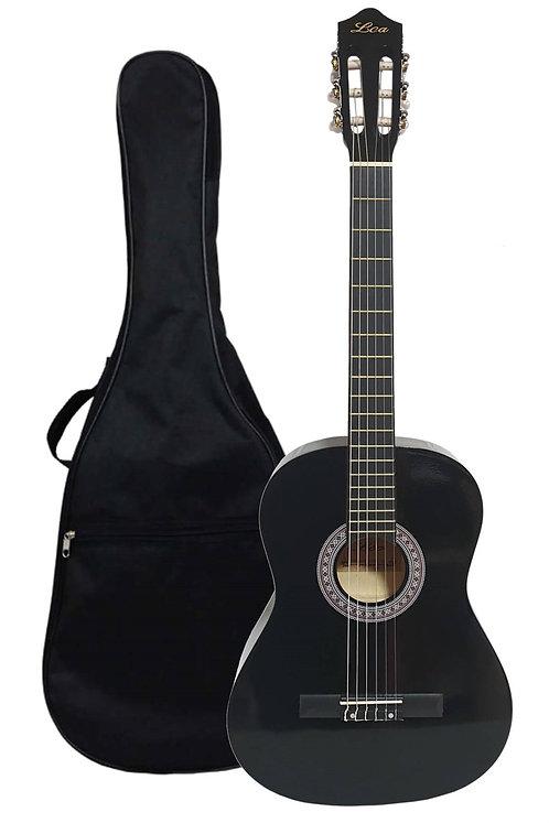 Midex Lea CG-39BK Klasik Gitar 4/4 Tam Boy (Kılıf+Pena)
