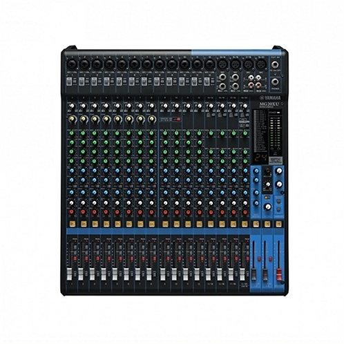 Yamaha Mg20xu - 20 Kanal Ses Mikseri