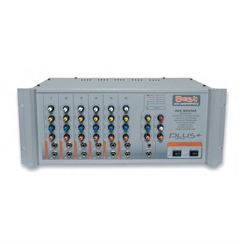 Best Maestro AN400S Anfi 2x400 Watt 8 Kanal Ekholu