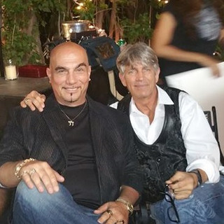 Filming Downside of Bliss with Eric Roberts
