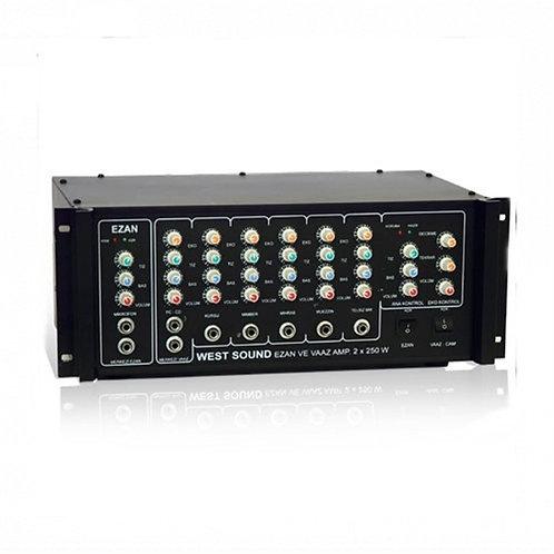 West Sound Ezan-Vaaz 500 Amfi 2X250 Watt