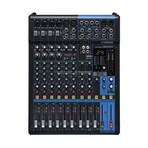 Yamaha Mg12xu - 12 Kanal Deck Mikser