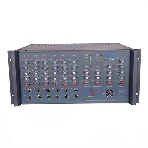 Startech Safir SR 6/800 Power Mikser Cami Anfisi 2x400 Watt