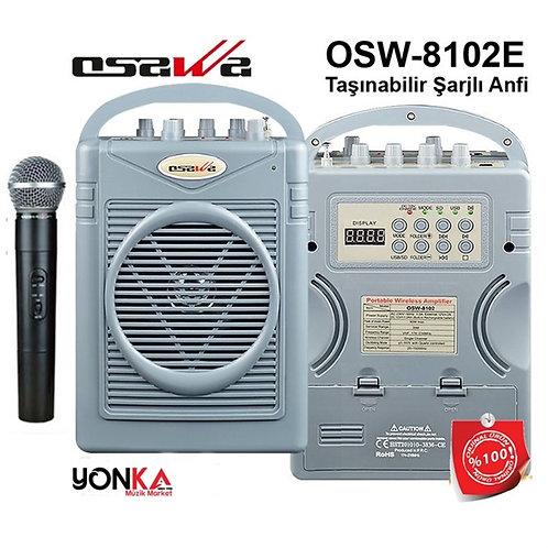Osawa Osw-8102E Seyyar Portatif Şarjlı Mevlüt Anfisi