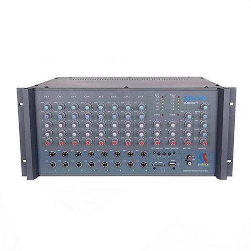 Startech Safir SR 8/800 Usb Power Mikser Anfi 2x400 Watt