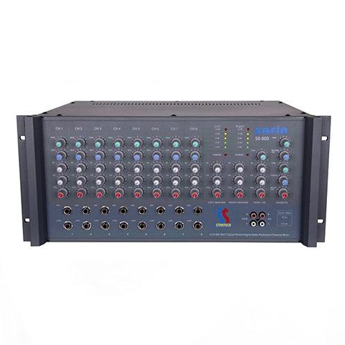 Startech Safir SR 8/800 Power Mikser Anfi 2x400 Watt