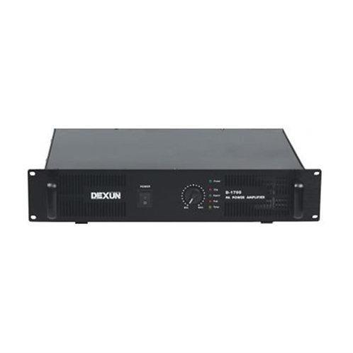 Westa Wa-601B Dc Amfi 2X35 Watt Usb/Sd/Mp3 - Giriş Voltajı = AC 220V / 50 Hz- Gü