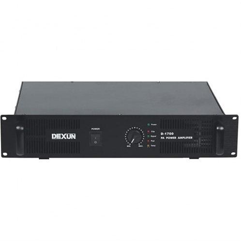 Dexun D1300 Power Anfi - 100v Hat Trafolu 300 Watt
