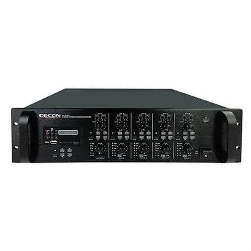 Decon Dp-5100 4 Bölgeli Mikser Anfi 4x100 Watt