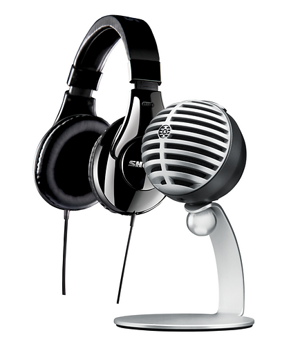 Shure MV5/A-240 BNDL-EFS Mobile Recording Kit