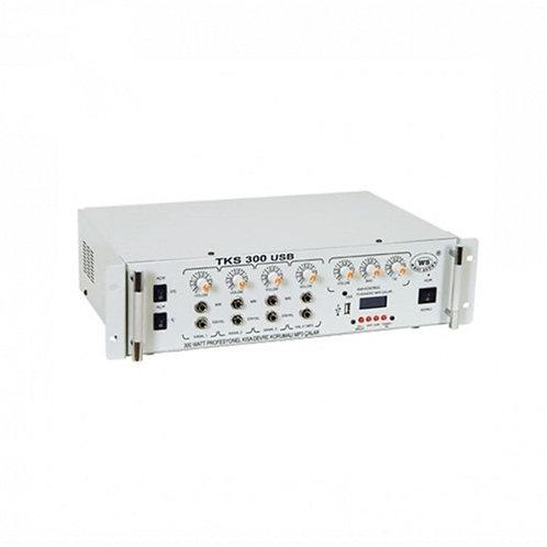 West Sound Tks 300 Usb Tr Anfi 300 Watt Trafolu