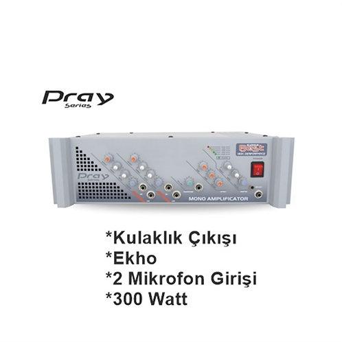 Best Pray ANPR300 Mono Minare Anfisi 300 Watt Ekho + Kulaklık Çıkışı
