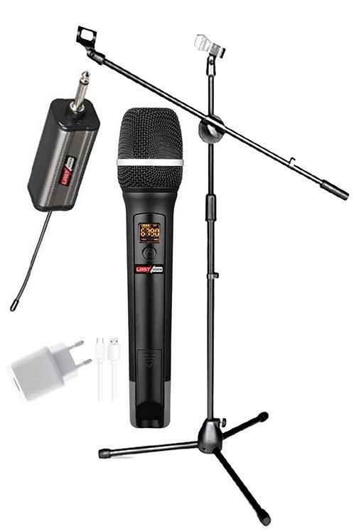 Lastvoice Tx-101ST Ayaklı Kablosuz Mikrofon