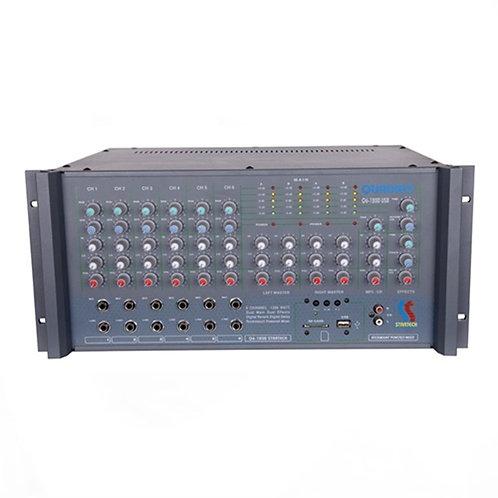 Startech Quadro Q6/1200 Usb Power Mikser Anfi 4x300 Watt