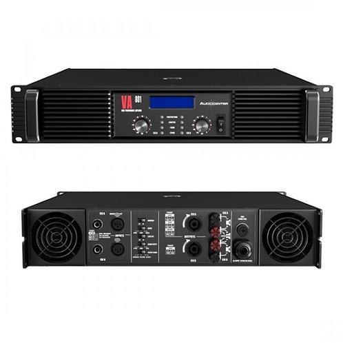 Audiocenter VA-801 Power Anfi 2x1050 Watt