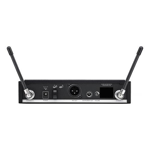 Shure BLX14RE/SM35 Rack Tipi Kablosuz Headset Mikrofon