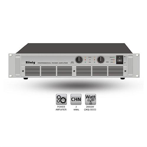 König A2000S Power Anfi 2x850 Watt