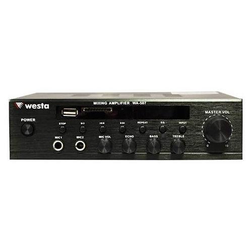 Westa Wa-507 Db Anfi 2x30 Watt Usb/sd/mp3