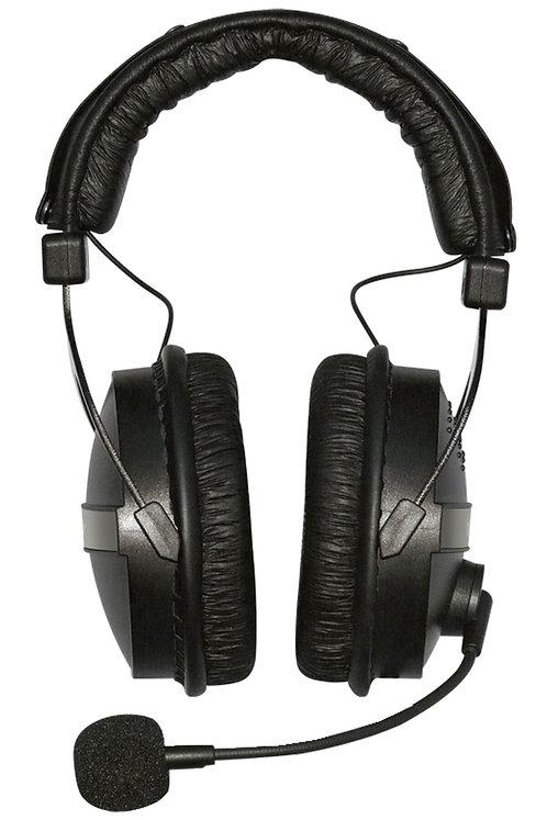 Behringer HLC 660M Dahili Mikrofonlu Çok Amaçlı Kulaklık