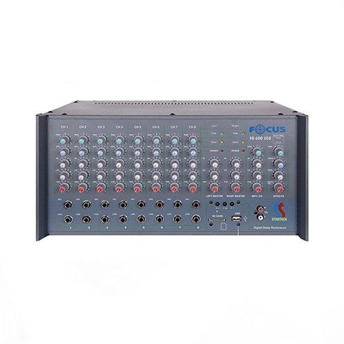 Startech Focus F 8/600 Usb Power Mikser Anfi 2x300 Watt