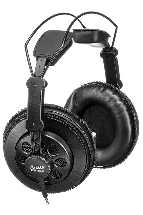 Superlux Hd668B Stüdyo İzleme Kulaklık