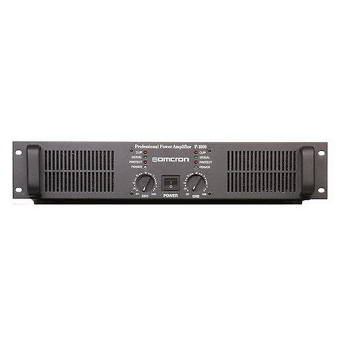 Startech Omcron Q-1200T Trafolu Power Anfi 4x300 Watt