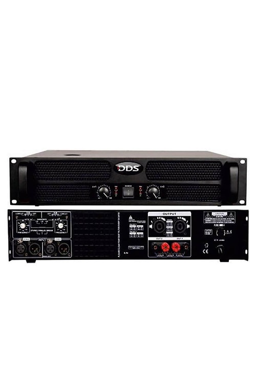 DDS D3000 Power Anfi 2x1500 Watt