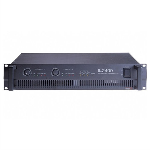 İnter-m L 2400 Güç Amplifikatörü 2x750W/4 ohm