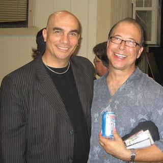 Tower of Power leader & friend Emilio Castillo