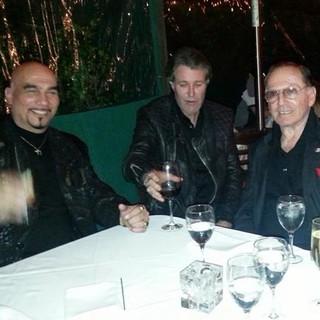 Ago restaurant owner & actor Paul Herman