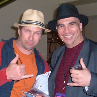 Stephen Baldwin & Franco in Nashville
