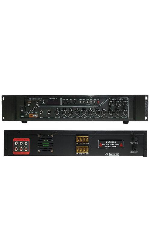 Hepa Merz Hm-5002 3 Bölgeli Anfi 450 Watt Trafolu Usb (3x150W)