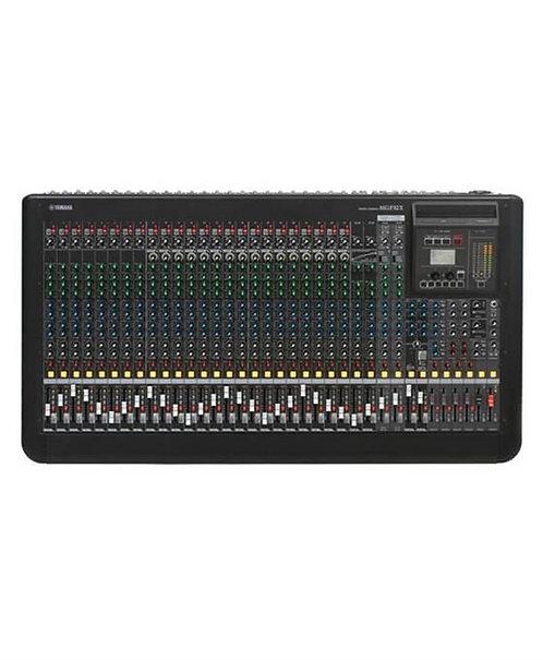Yamaha Mgp32x 32 Kanal Çift Efekt Deck Mikser