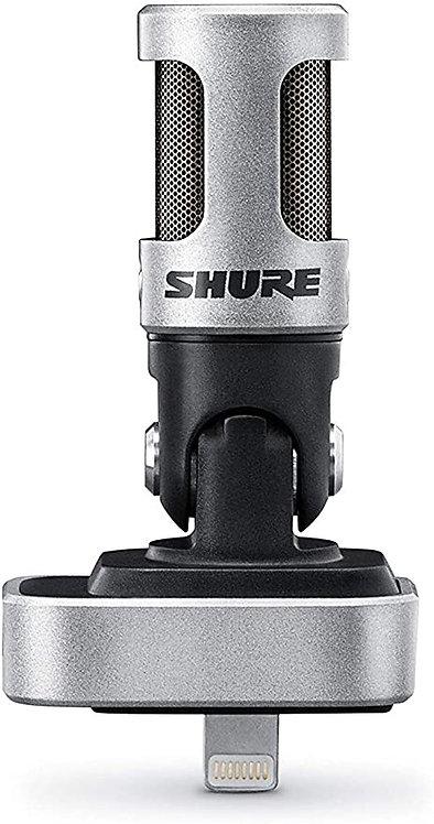 Shure MV88 Dijital iPhone Kayıt Mikrofonu