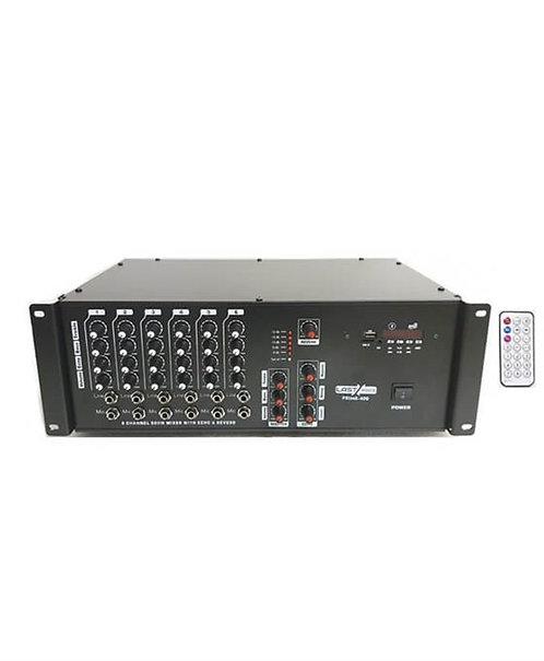 Lastvoice Prime-400W TR 400 Watt Usb Ekho ve Reverbli Mikser Anfi
