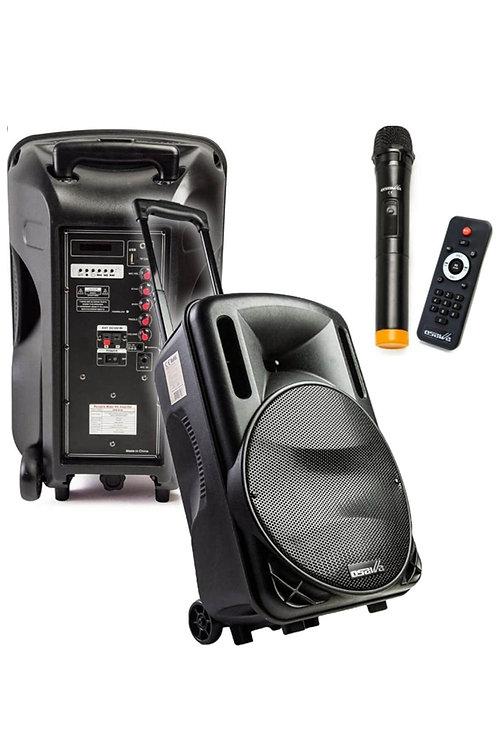 Osawa Osw-9130 Taşınabilir Portatif Seyyar Ses Sistemi 125 Watt