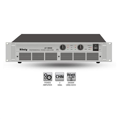 König A1300S Power Anfi 2x450 Watt