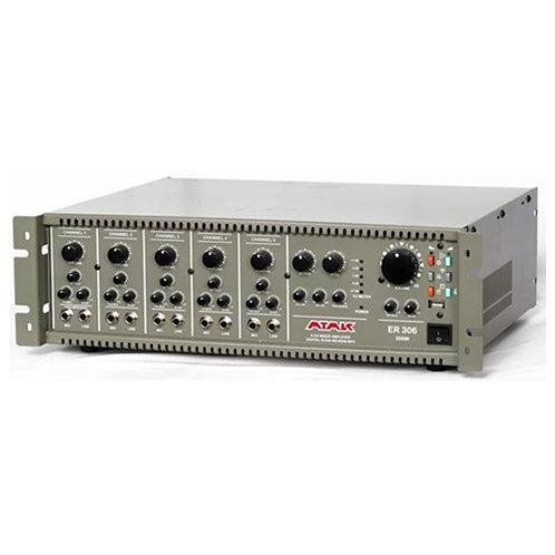 Atak ER-306 Cami Anfisi 300 Watt Ekho Reverb Usb
