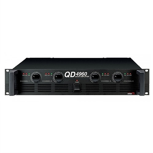 İnter m Qd-4960 Power Anfi 4x240 Watt